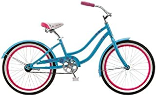 Kulana Girls' Makana 20'' Cruiser Bike (Blue)