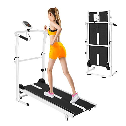Wotryit Manual Treadmill