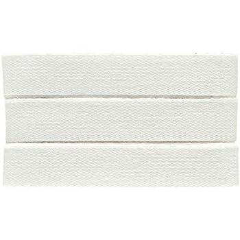 Prym 904801 5 m 10 mm Cinta de algodón, Blanco: Amazon.es: Hogar