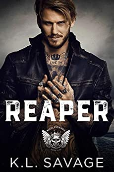 Reaper (Ruthless Kings MC Book 1) by [K.L. Savage, Wander Aguiar]