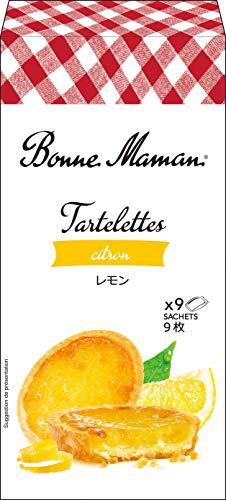 ボンヌママン レモンタルト 125g