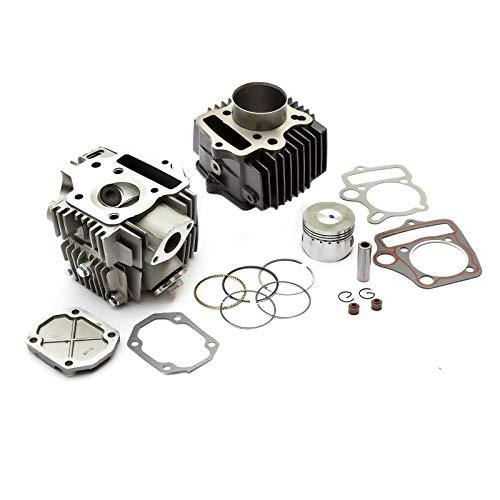 Non Genuine Big Bore 90cc-110cc Cylinder Head Kit Conversion Kit Fits C90