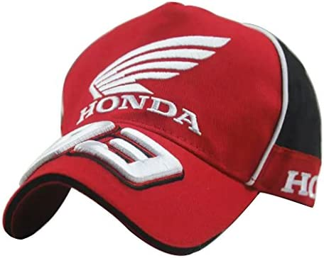 LOVEBLING Blinglove New Merchandise Honda Racing Corporation HRC One Cap Baseball Hat