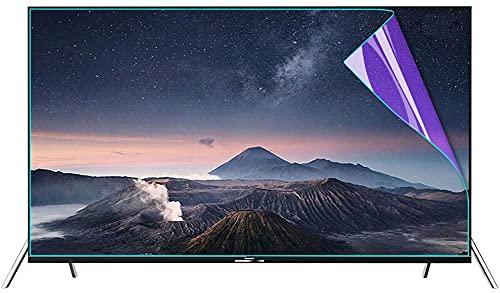 Anti Luz Azul Protector de pantalla de TV Protector De Pantalla De TV De 46-49 Pulgadas Para SHARP, SONY, SAMSUNG, Hisense, LG | Película Antideslumbrante / Antideslumbrante De Luz Azul / Antirrayas,