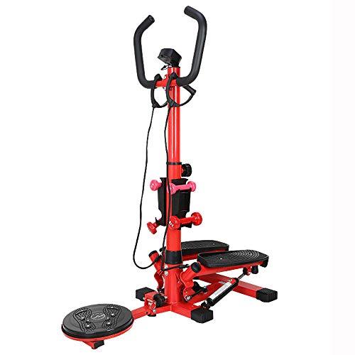 Bewinch Stepper Workout Machine, LCD-Display Indoor Cycling Bike Stepper für Junge Leute Abnehmen Für Heimfitness Heimtraining Fitness Mini Pedal Heimtrainer