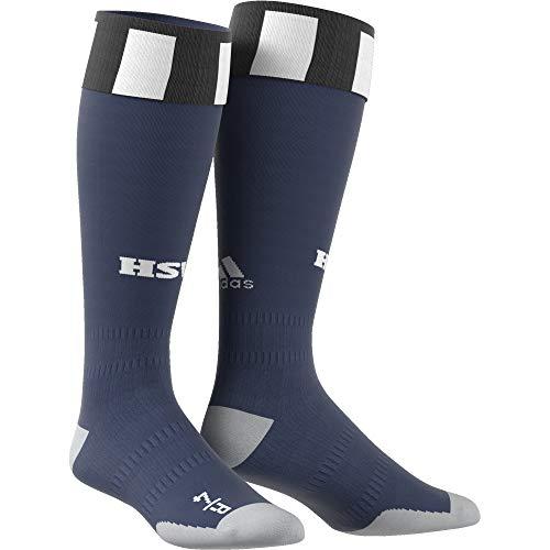 adidas Hamburger SV Away Stutzen 17/18 mystery blue s17/white 37-39
