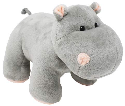 Baby Hippo Stuffed Animals Oh So Soft Plush Small Hippopotamus Hippos Toy by Exceptional Home