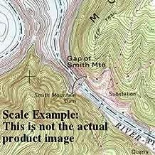 Mormon Flat Dam, Arizona 7.5' (US Topo 7.5'x7.5' Quadrangle)