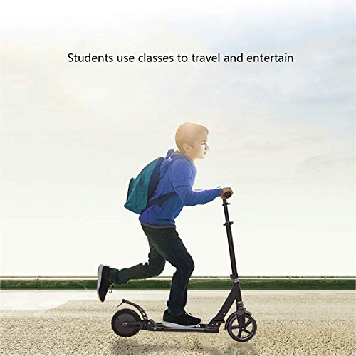 Outdoor-Komfort Falten Elektroroller & Ndash;180W 36V wasserdichtes E-Bike mit 30 Meilen Reichweite, leicht zusammenlegbares, elektrisches Fahrrad für Erwachsene
