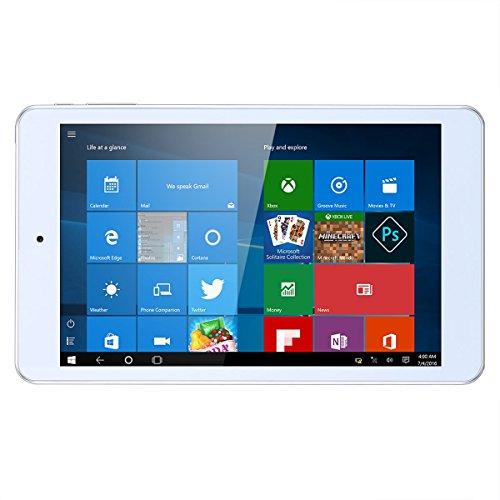 CUBE キューブiwork8空気プロWindows10 とアンドロイド5.1タブレット8インチ1920×1200 FHDインテルAtom Z8350 X5 2ギガバイト32ギガバイト 白