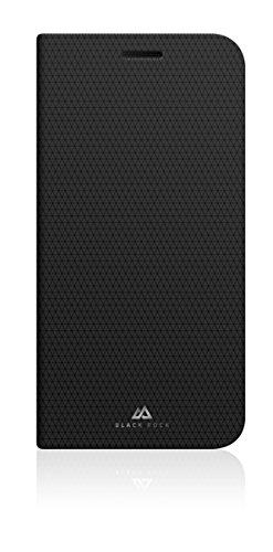Black Rock - Pure Booklet Hülle für Samsung Galaxy A5 | Handyhülle, Standfunktion, magnetisch, TPU Cover (Schwarz)