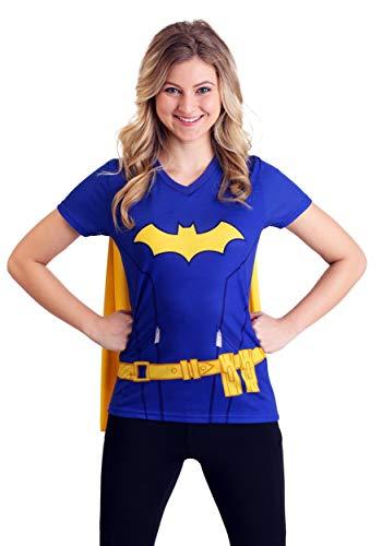 - T Shirt Batgirl Kostüme