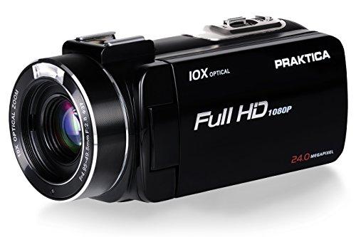 Praktica Z160IR Full HD Infrarot-Camcorder