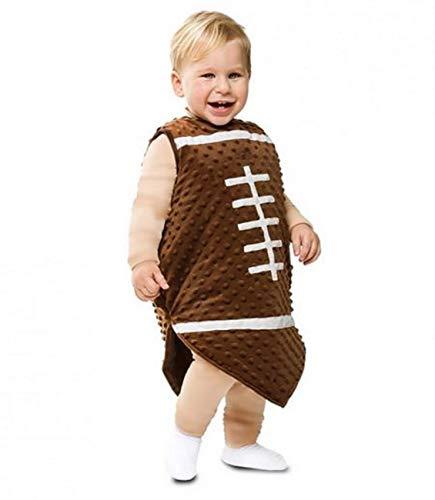 Disfraz de Pelota Rugby para beb
