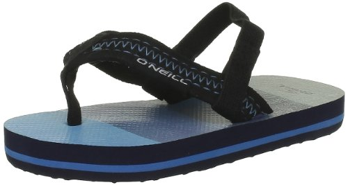 O'Neill Shoes Kinder FTB Poseidon Mini Flip and Thong Sandalen, Blau - Blue AOP - Größe: 30 EU