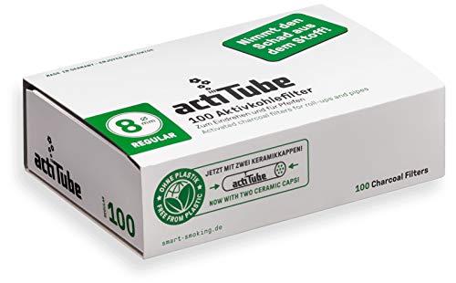 Unbekannt Tune Aktivkohlefilter 100 STK. - Mehr Rauchgenuss durch Aktivkohle