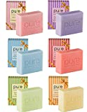 Natural Handmade Essential Oil Artisan Soap Bars. Hypoallergenic, Anti-fungal Moisturizing Shea Butter, Coconut Oil & Jojoba Oil - Body Soap, Face Soap, Bath Soap Bars.Handmade Soap for Women & Men!