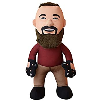 Bleacher Creatures WWE Bray Wyatt The Fiend 10  Plush - A Wrestling Superstar for Play or Display