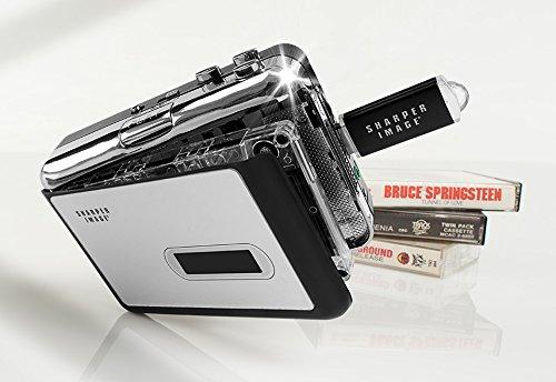 Sharper Image Cassette to MP3 Converter