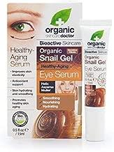 Organic Doctor Snail Gel Eye Serum, 0.5oz by Dr Organic
