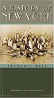 A History of New York (Columbia History of Urban Life)