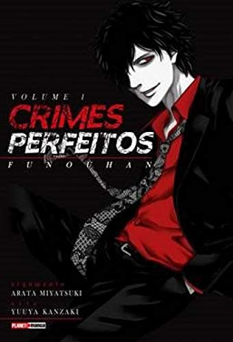 Kit Crimes Perfeitos – Funouhan Vols. 1-5
