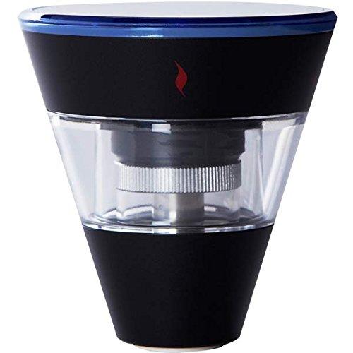 Square E-Head - Electronic Shisha Hookah Bowl - E-Hookah - Vaporizer - Blue
