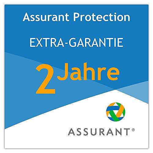 2 Jahre Extra-Garantie für ein Büroelektronik Gerät von €600 bis €649,99