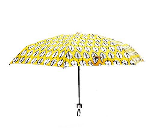 SFSYDDY-Pocket zonnescherm parasol bescherming tegen de zon paraplu vouwen ultra licht mini-meisje voor regen en glans.