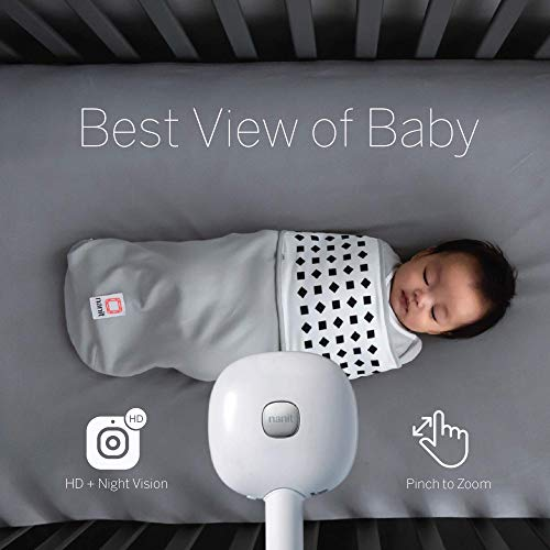410ZJAIymyL The Best Video Baby Monitors with Smartphone Apps 2021