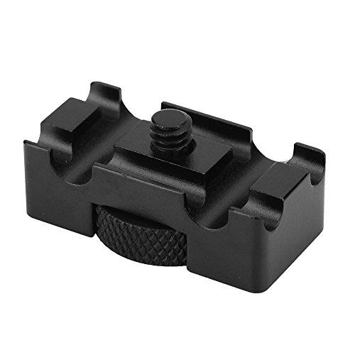 Clip de Bloqueo de Cable, aleación de Aluminio Tether DSLR cámara Digital Cable USB Lock Clip Clamp Protector