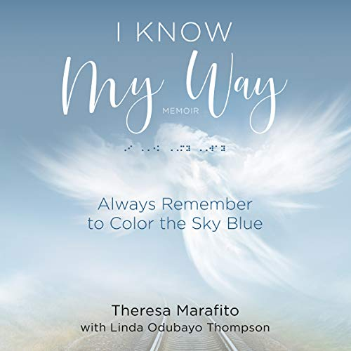 I Know My Way Memoir audiobook cover art