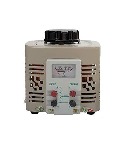 Ein Phasen Regeltrafo 230V in 5 Leistungsklassen zum auswählen 500W, 1000W, 2000W, 3000W, 5000W (500W)
