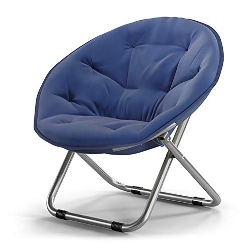 Multifunctionele zachte klapstoel, algemeen voor volwassenen en kinderen, moon chair, verrijdbare zonneligstoel, vrije tijd indoor sofa B