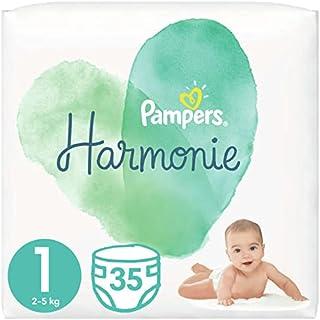 Pampers Pieluchy Harmony Rozmiar 1 (2-5Kg) ,35.0 Sztuk