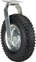 Ironton 12in. Swivel Pneumatic Caster - 450-Lb. Capacity, Knobby Tread