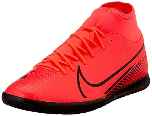 Nike Unisex At7979-606 indoor football trainers Sneaker, Red, 44 EU
