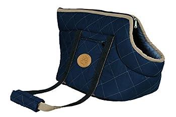 Trixie Sac Victoria 26 × 29 × 50 cm Bleu Foncé/Bleu Clair