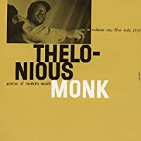 Genius of Modern Music 1 by THELONIOUS MONK (2013-10-29)
