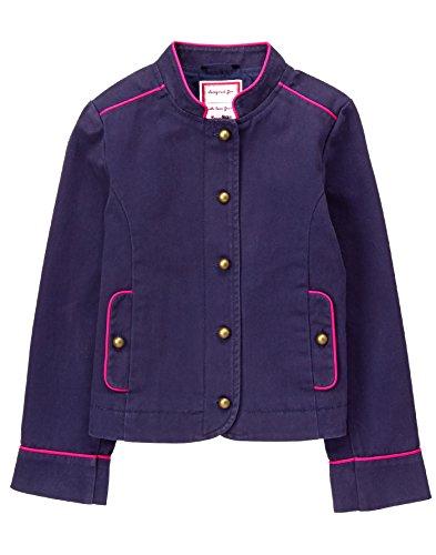 Gymboree Girls' Little Majorette Jacket, Navy, M