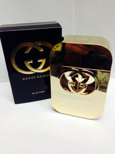 Gucci Guilty EDT for Women, 75ml