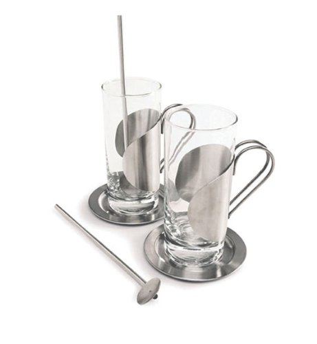 Cuisinox Irish Coffee Glass, Set of 2