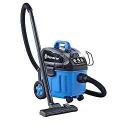 Vacmaster 4-Gallon Industrial Wet/Dry Vacuum (VF408) Review