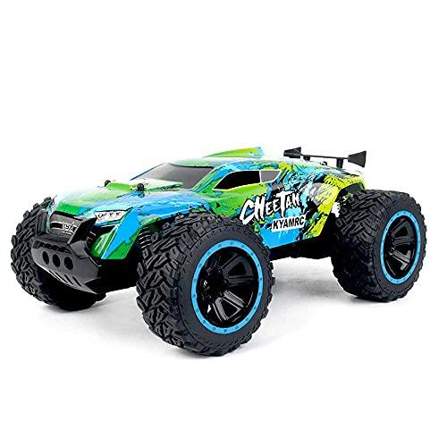 LQZCXMF 1:14 Nuevo Coche De Control Remoto RC Profesional Bigfoot Escalada Off-Road Racing Car De Alta Velocidad Bigfoot Es Un Regalo De Cumpleaños De Año Nuevo para Niños