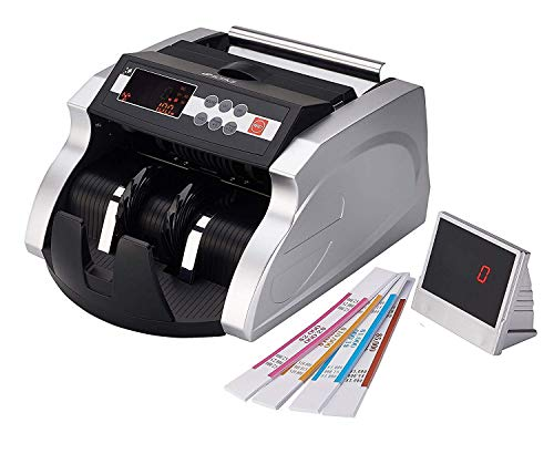 G-Star Technology Money Counter with UV/MG Counterfeit Bill Detection