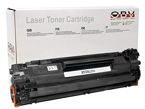 OBV kompatibler Toner als Ersatz für Canon 728 / CRG-728 für Canon I-Sensys MF 4410 / MF 4430 / MF 4450 / MF 4550 D/MF 4570 DN/MF 4580 DN/Fax L 150 / Fax L 170 / Fax L 410 / LBP 6200d