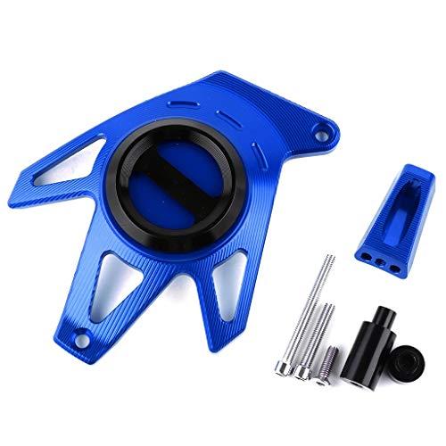 JIANGNANCHUN toepasbaar voor Y A M A H A for nmax155 abs motor valbeveiliging aluminiumlegering beschermhoes blauw
