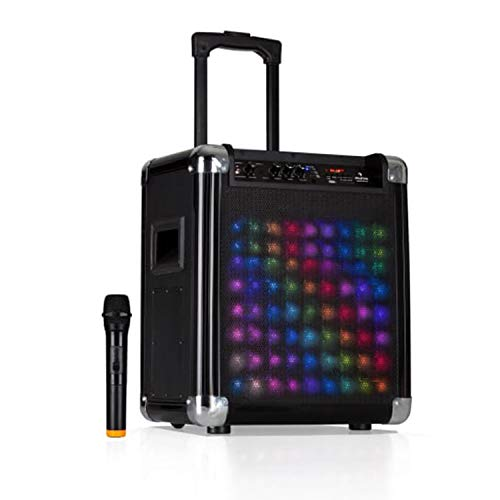 auna Moving 80.2 LED PA-systeem - 8