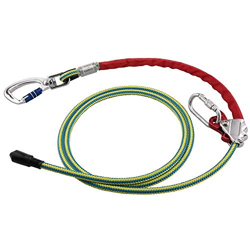 Kanirope® Halteseil mit Seilkürzer und Stahlkern PROT 30 Länge 3m