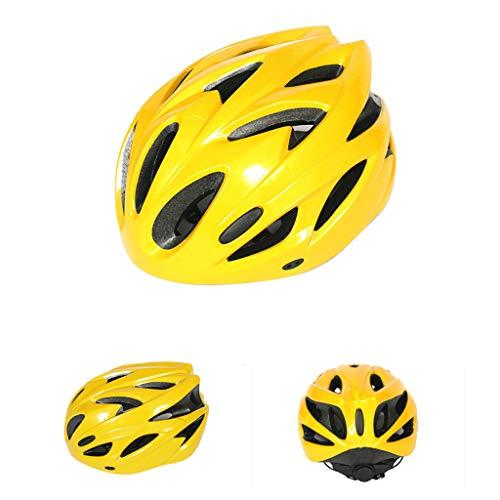 TOPEREUR Fahrradhelm für Erwachsene, Damen Herren Helm mit EPS Körper + PC Schale, Atmungsaktiv Robust und Ultraleicht, Verstellbar Radhelm (56-62cm)